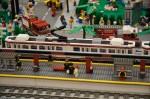 De lego trein