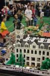 Gebouwen van lego