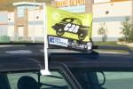 Onze CAR auto flag